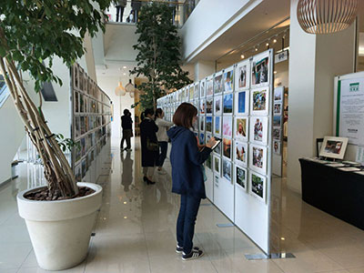 """富士フイルム""""PHOTO IS""""想いをつなぐ。 50,000人の写真展2017"""