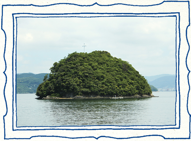 第4回 「西海市 八ノ子島」