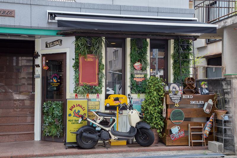 浜口エリアに新しくオープンしたアットホームカフェ