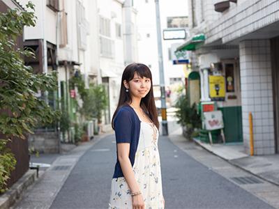 メロディー・チューバック   スペシャルインタビュー