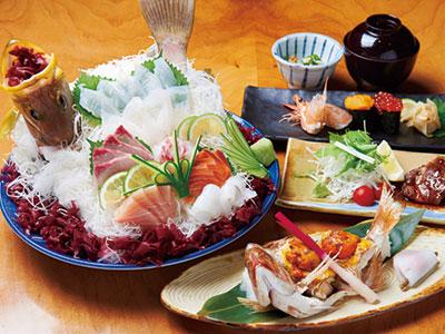 忘新年会シーズンの幕開け間近!新鮮魚満載の宴席を堪能しよう