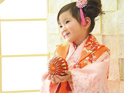 子どもたちの健やかな成長を祝う「七五三お祝いプラン」