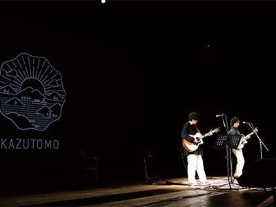 KazuTomo ワンマンライブ