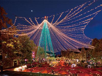 ハウステンボス 星のクリスマス