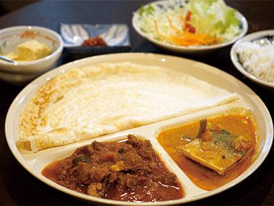 南インド料理店 猶大