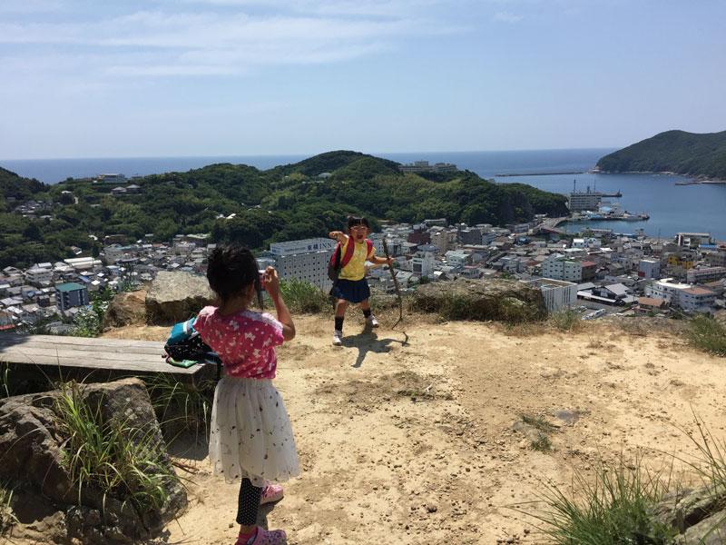 激動の戦国期・清水山城を歩く