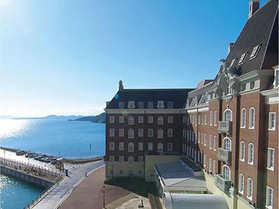 ウォーターマークホテル長崎 ・ハウステンボス 「朝食ブッフェ付きペア宿泊券」