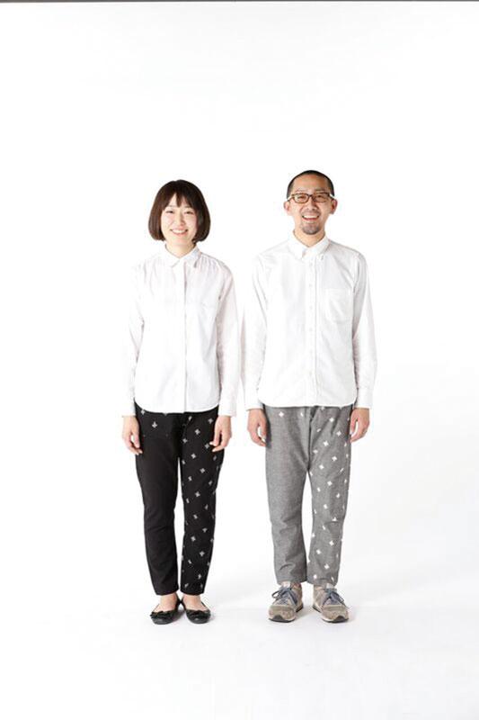 うなぎの寝床 × kuriya「毎日、まいにち着たい服」
