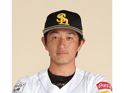 |プロ野球選手・福岡ソフトバンクホークス所属|<br>川島 慶三