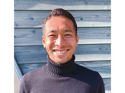 |プロサッカー選手|<br>徳永 悠平