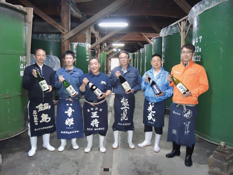 鹿島酒蔵ツーリズムⓇ2018