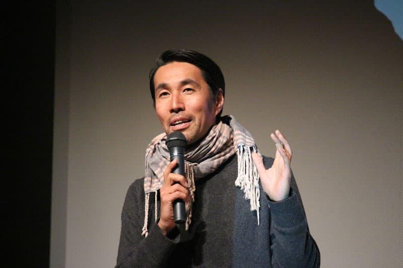 アウトドアアパレルブランド「パタゴニア」の辻井隆行 日本支社長もイベントに参加