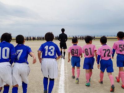 石橋工務店杯<br>FM長崎 キッズサッカーフェスティバル