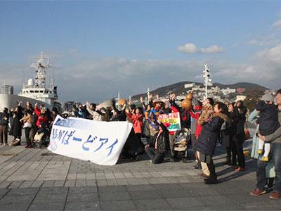 「長崎ばーどアイ」DVD・BOOK公開収録に50人が参加