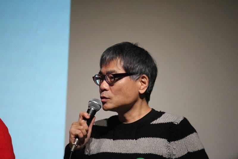 タレントのいとうせいこうさんは、この映画に賛同し、長崎でのイベントにも足を運んでくれました