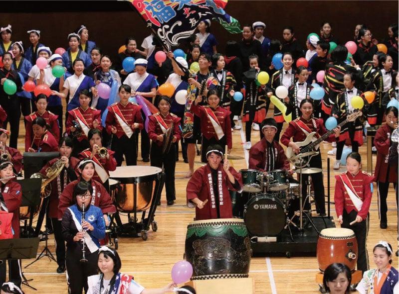 十八銀行プレゼンツ 第3回NAGASAKI ブラス&マーチングフェスティバル