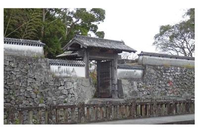 日本で最後に造られた城・福江城(石田城)( 五島)