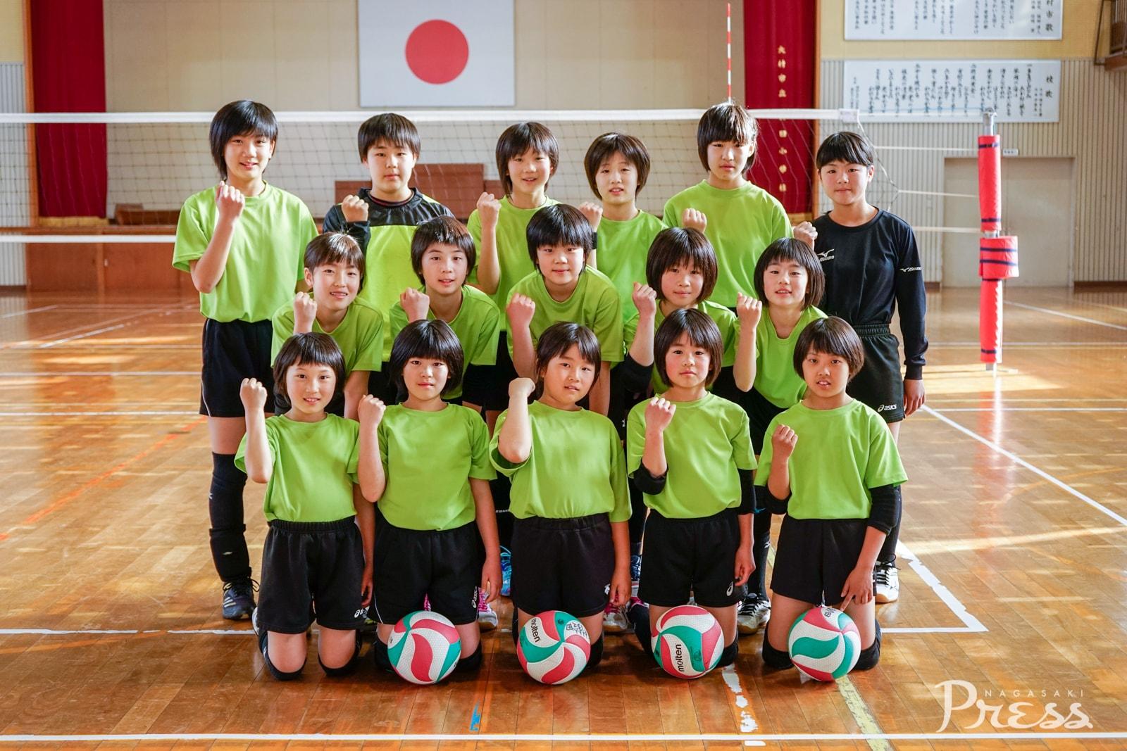 大村鈴田バレーボールクラブ