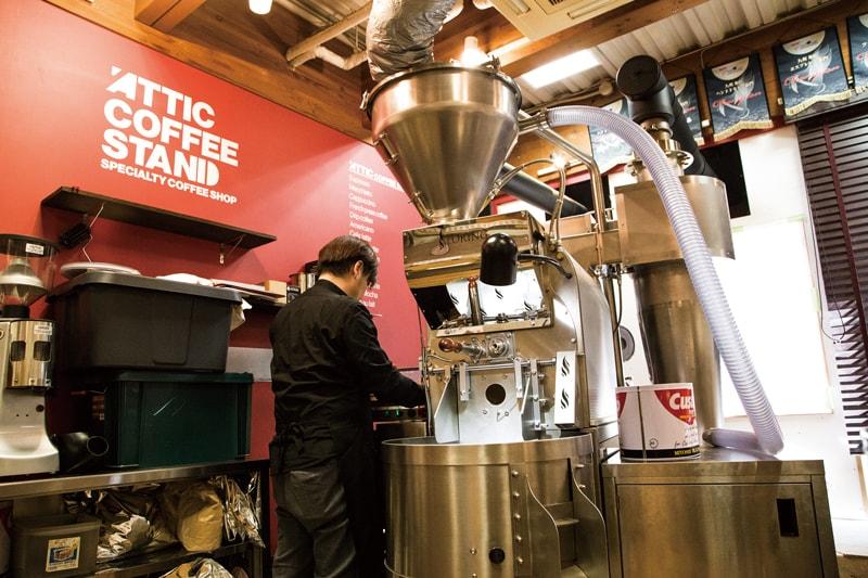出島のある港町長崎からコーヒー文化を発信!