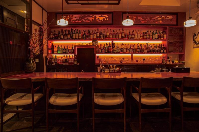 「和」のおもてなしで 愉しむ、静謐な お酒の時間