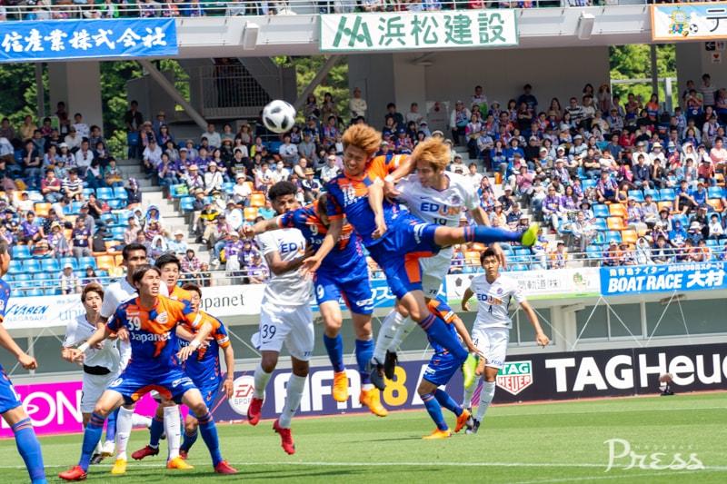 2018.4.28<br>平和祈念マッチ!<br>J1第11節 vsサンフレッチェ広島