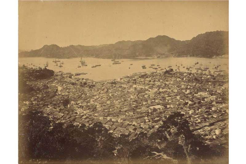 明治150年記念特別展<br>写真発祥地の原風景 長崎