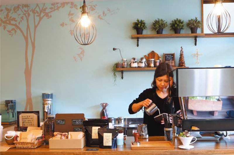Matsuo Nouen + Coffee