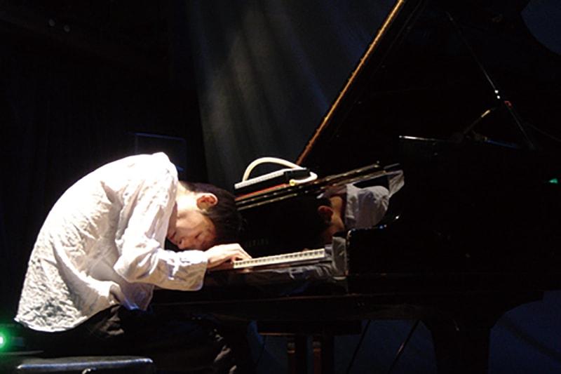 キャンドルナイト夏至2018「言の葉の音のつむぎ」重松壮一郎ピアノコンサート