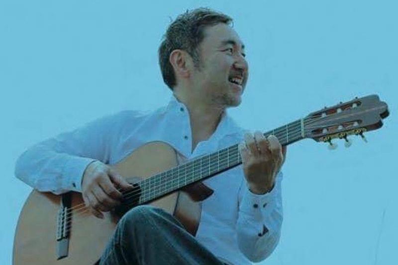 「臼井道成 BOSSA NOVA ライブ」日本発のラテン音楽に酔いしれよう