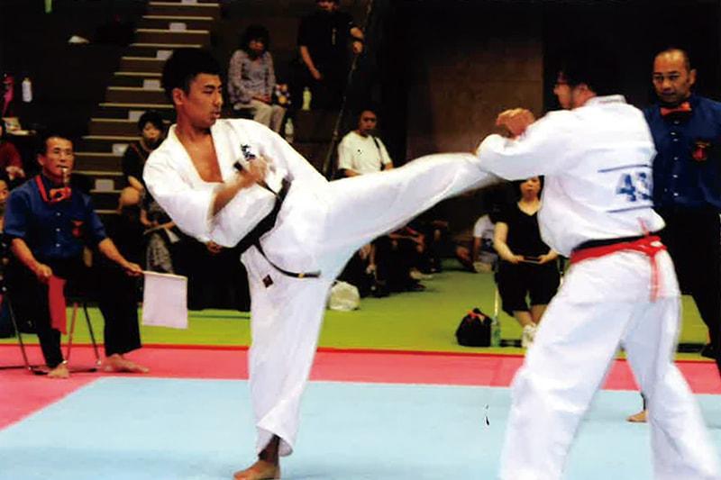 第35回オープントーナメント<br>長崎県 空手道選手権大会