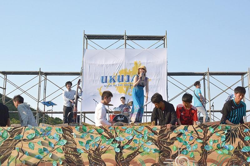 UKUJAM 宇久島音楽祭