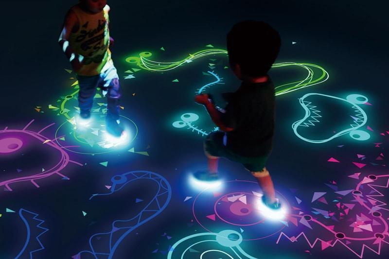 アクロス・夏休み子ども企画<br>遊べる!デジタルアート展