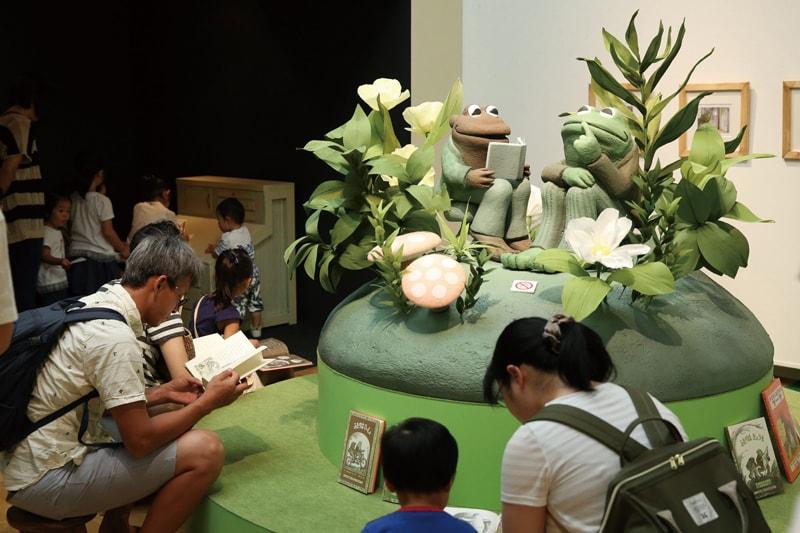 子どもの感性や想像力・創造力を育む<br>絵本ミュージアムを今年も開催!
