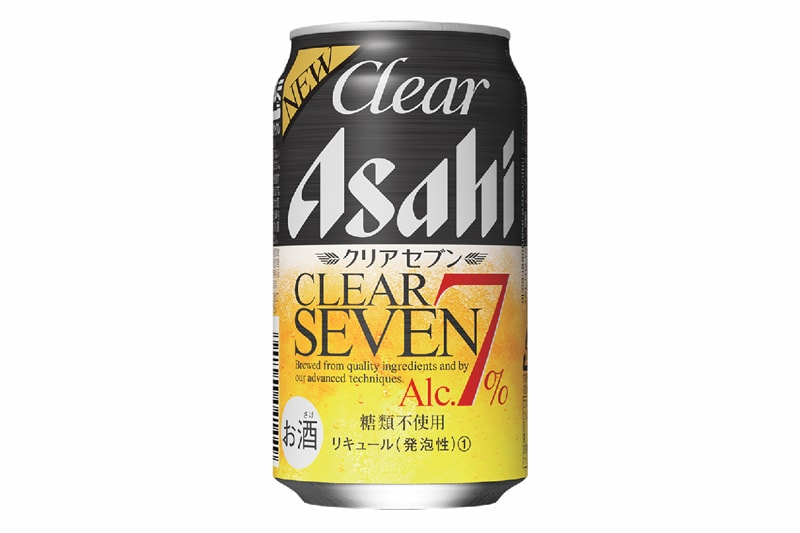 アサヒビール クリアセブン350mL×6缶
