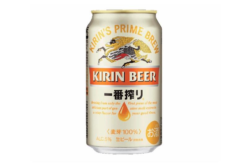 キリンビール 一番搾り生ビール 350mL×6本