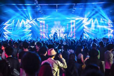 MUSIC CIRCUS FUKUOKA partner with SoftBank HAWKS