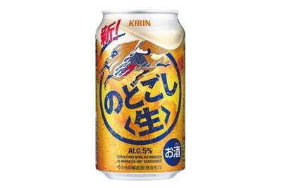 キリンビール のどごし〈生〉350mL×6本