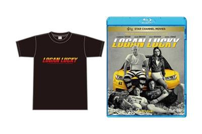 ローガン・ラッキー ブルーレイ&DVDリリース記念 オリジナルTシャツ
