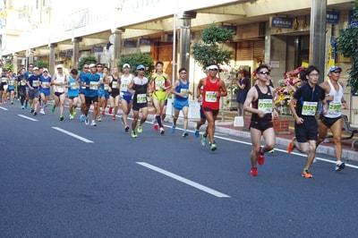 五島列島 夕やけマラソン(五島)