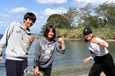 〈大村湾~無人島~滞在記「田島」〉無人島卒業旅行プラン