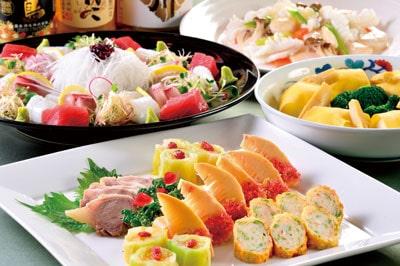 ANAクラウンプラザホテル長崎グラバーヒル 和食・中華 潤慶