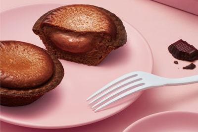 〈BAKE CHEESE TART〉バレンタインデーにオススメ 期間限定・数量限定のチョコレートチーズタルト