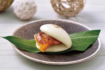 〈角煮家 こじま〉長崎県産豚 角煮まん