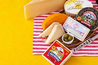 〈タチバナフロマージュ〉チーズの贈り物