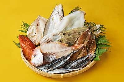 〈津田水産〉出島(長崎県産絶品干物8種)