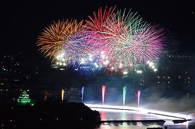 第67回九州花火大会〈佐賀〉 2019/7/14(日)