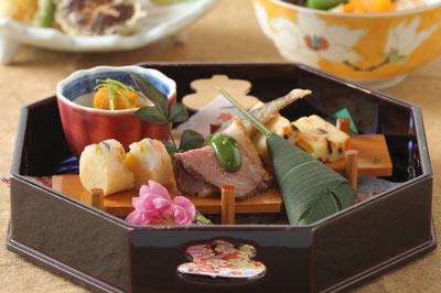 〈ホテルオークラJRハウステンボス〉<br>日本料理 さくら