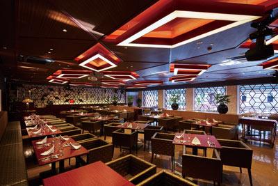 〈九十九島ベイサイドホテル&リゾート FLAGS〉レストラン THE ONE