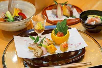創作 京料理 楽味