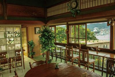丘の上のコーヒー館 耕美庵